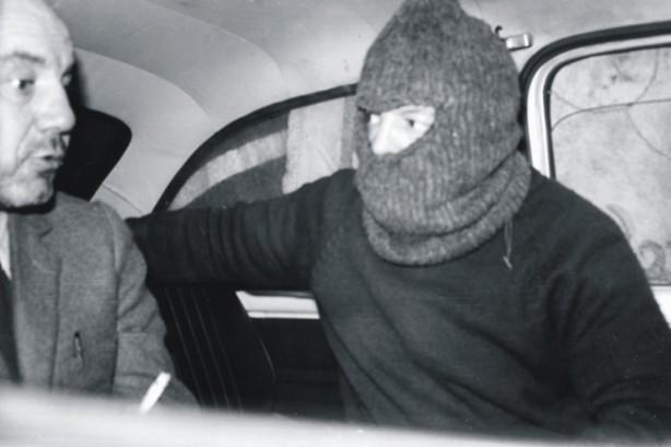 El constructor navarro Felipe Huarte estuvo diez días en poder de ETA, en enero de 1973. La agencia francesa obtuvo estas imágenes del secuestro, que se resolvió tras el pago del rescate.