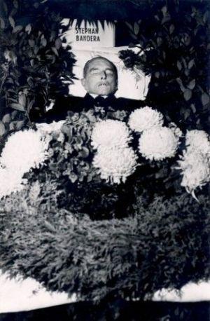 Stepán Bandera asesinado por la KGB